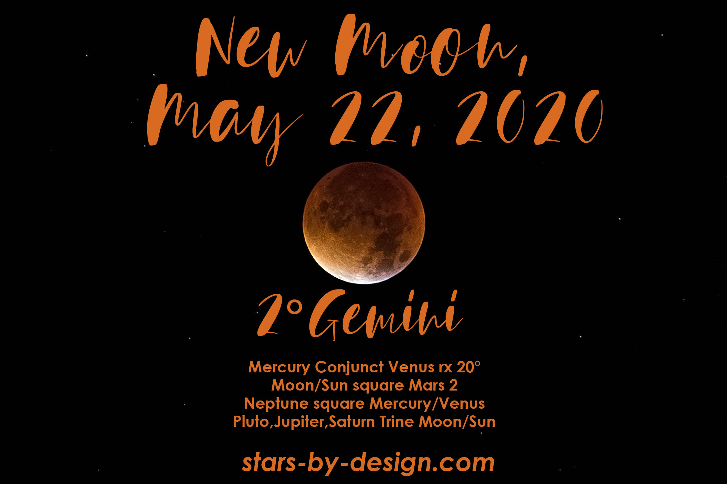 may 22 new moon